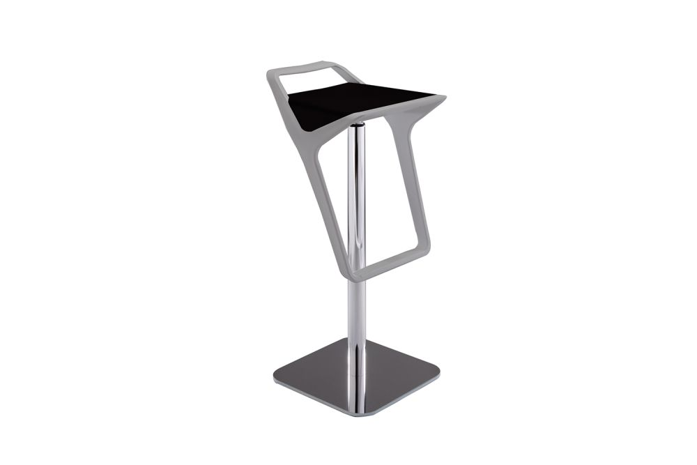 00/10, Chromed Metal,Gaber,Stools,bar stool,furniture,stool,table
