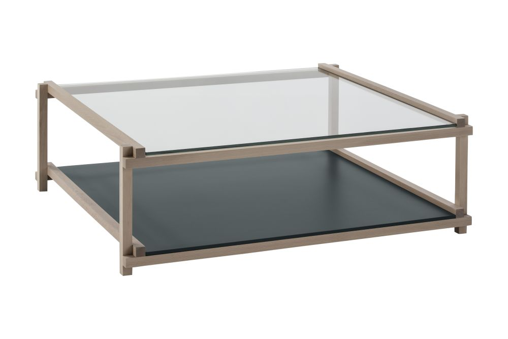 Nuc Coffee Table Square by Kendo