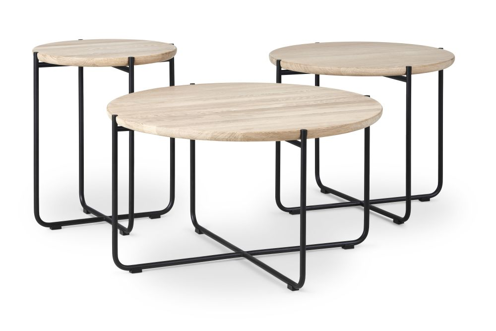 Konno Side Table Round From Dk3