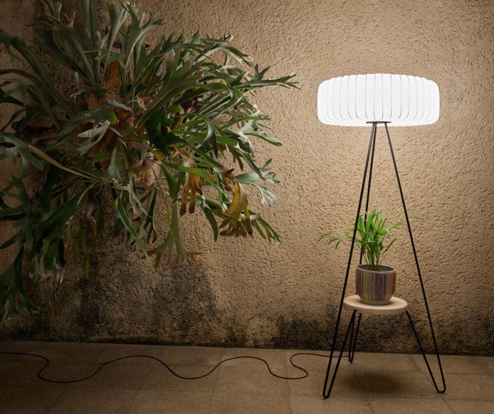 M Floor Lamp