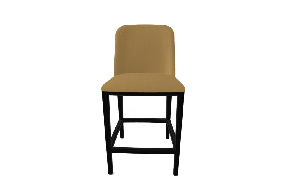 King Fabric 4021, 10 Nero,Gaber,Stools,chair,furniture