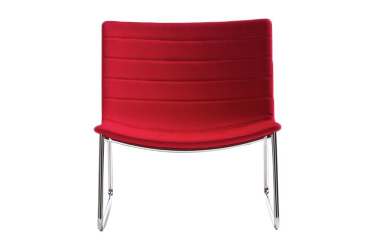 Jet 9110, Chromed,Diemme,Breakout Lounge & Armchairs,chair,furniture,red