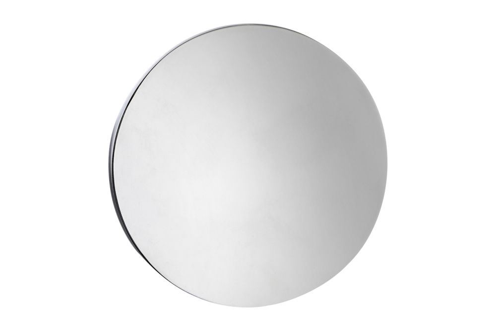 Stainless Steel, Large,New Works,Mirrors,circle