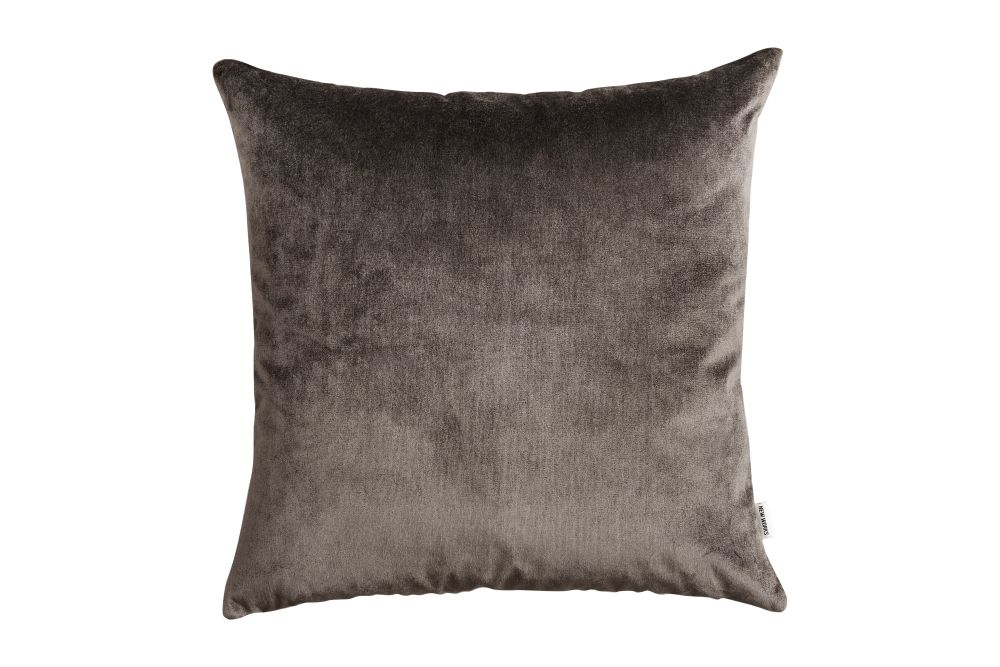 Black,New Works,Cushions,beige,brown,cushion,furniture,pillow,textile,throw pillow,velvet