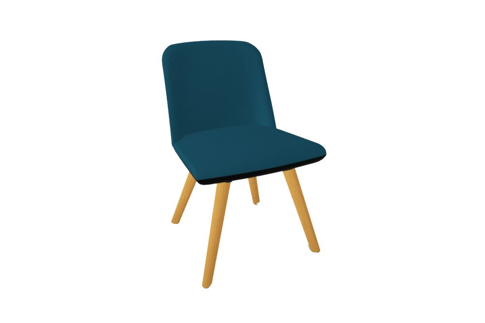King Fabric 4021,Gaber,Breakout & Cafe Chairs,azure,chair,furniture,turquoise