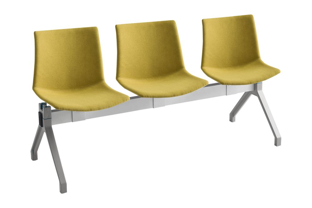 00 White, Simil Leather Aurea 1, 2, 00 White,Gaber,Breakout & Cafe Chairs,chair,furniture,wood,yellow