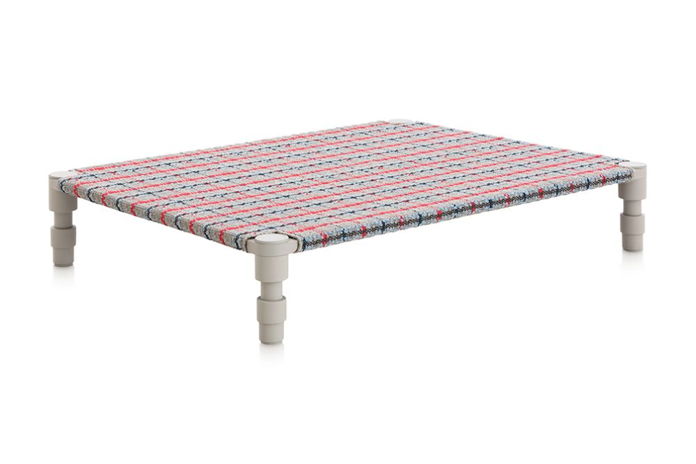 Tartan blue, Double,GAN,Beds,coffee table,furniture,stool,table