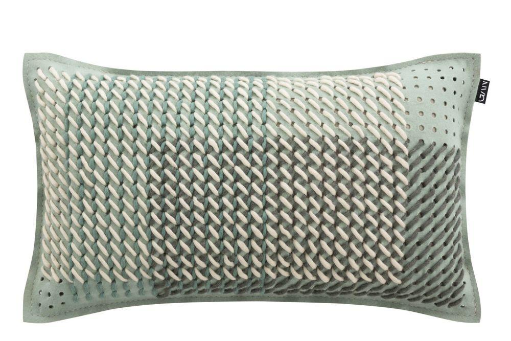 Canevas Geo Rectangular Cushion by GAN