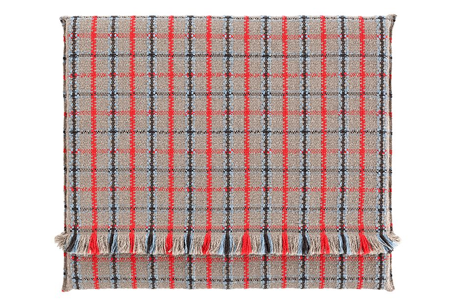 Diagonal almond-ivory,GAN,Beds,design,pattern,plaid,tartan,textile
