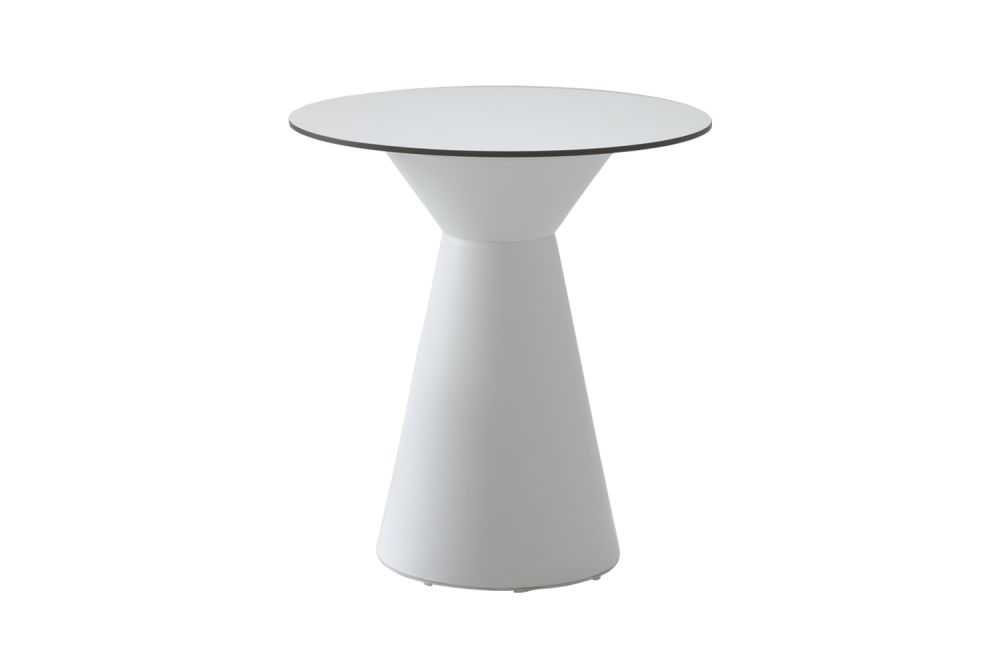 00 White, 00 White Compact, 60, 74,Gaber,Cafe Tables,furniture,stool,table