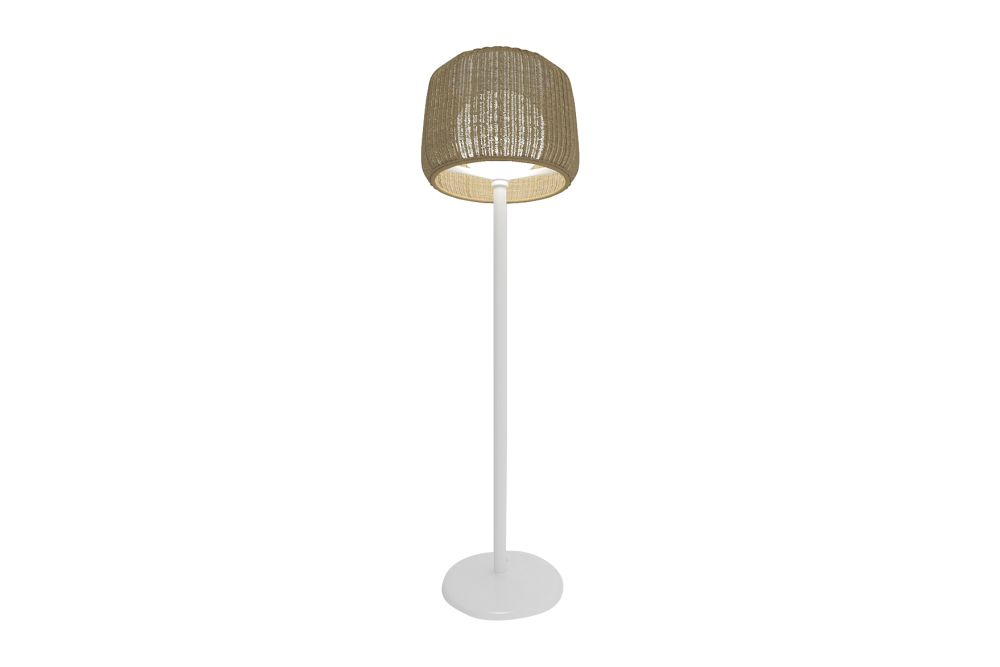 Fora P Floor Lamp by BOVER