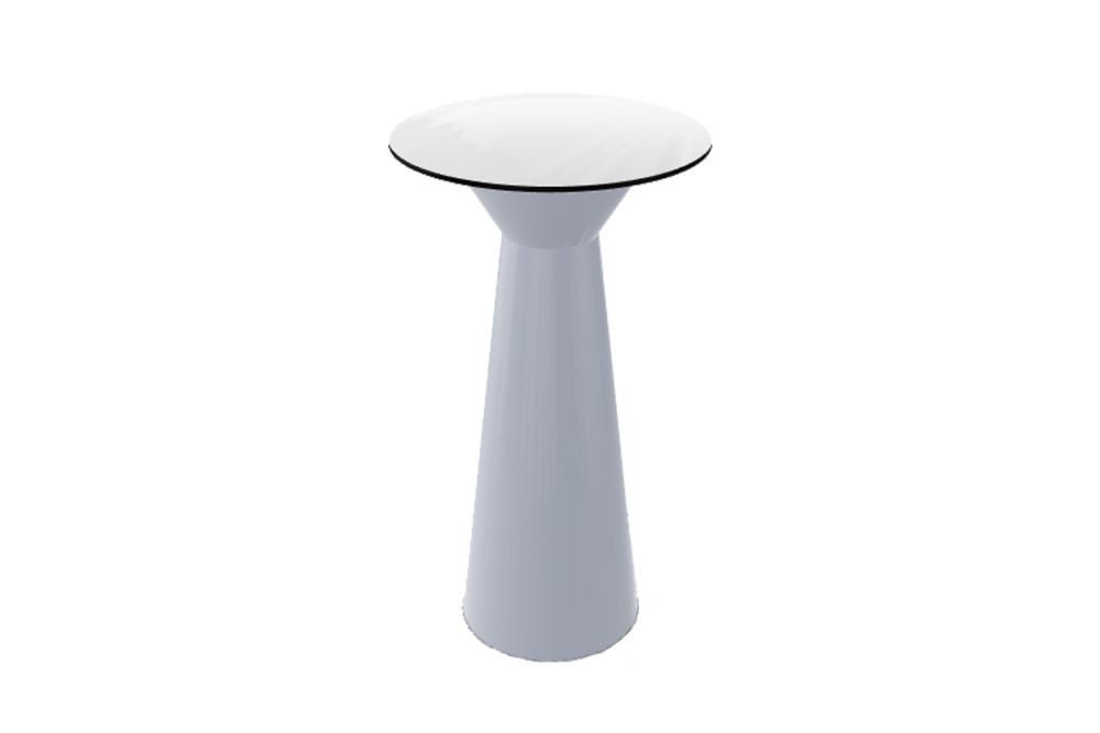 00 White, 00 White Compact, 60, 110,Gaber,High Tables,furniture,table