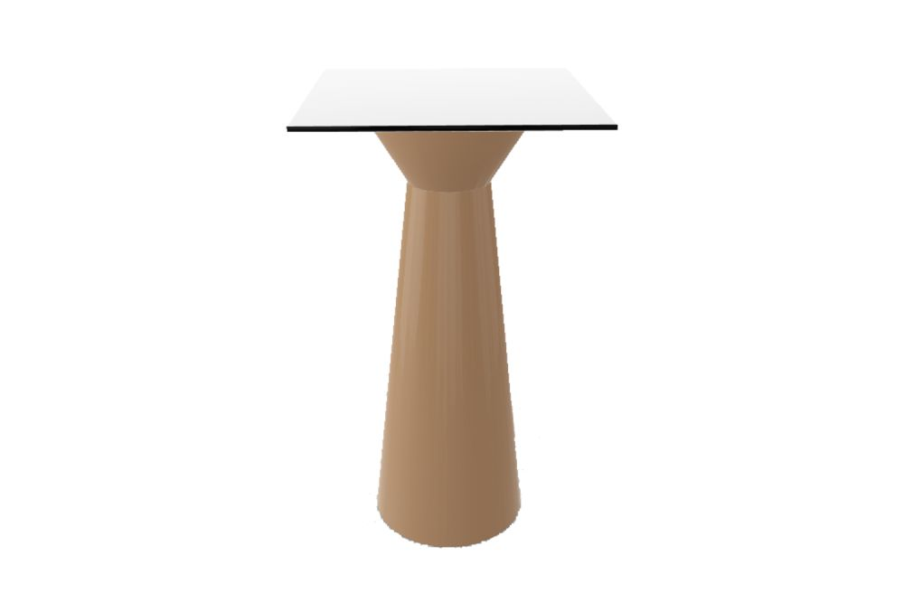 00 White, 00 White Compact, 60 x 60, 110,Gaber,High Tables,furniture,stool,table