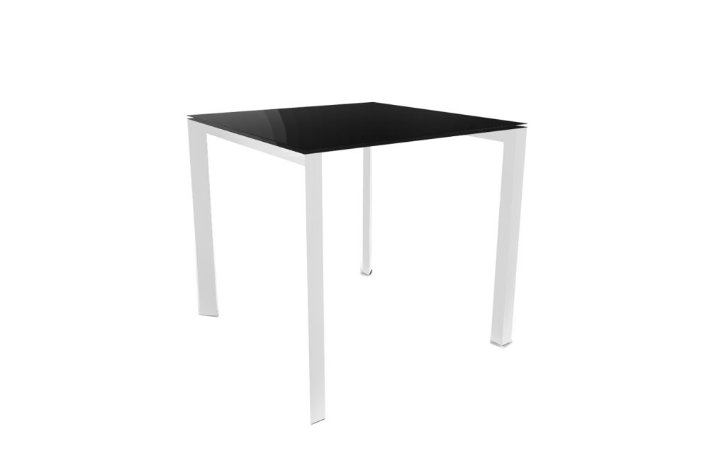 00 White Compact,Gaber,Cafe Tables,end table,furniture,outdoor table,table