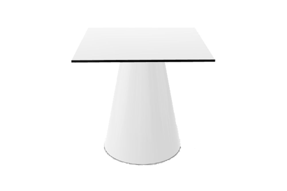 00 White Compact, 68 x 68,Gaber,Cafe Tables,furniture,table