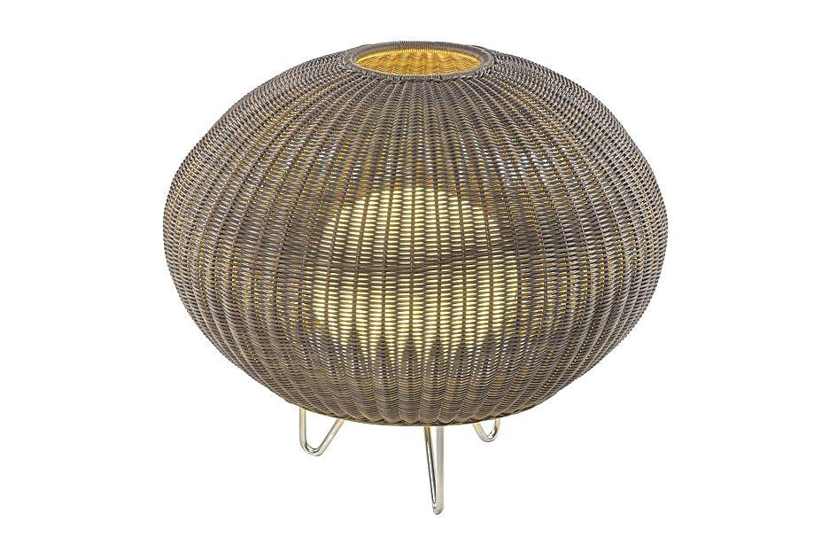 Garota P/01 Outdoor Floor Lamp by BOVER