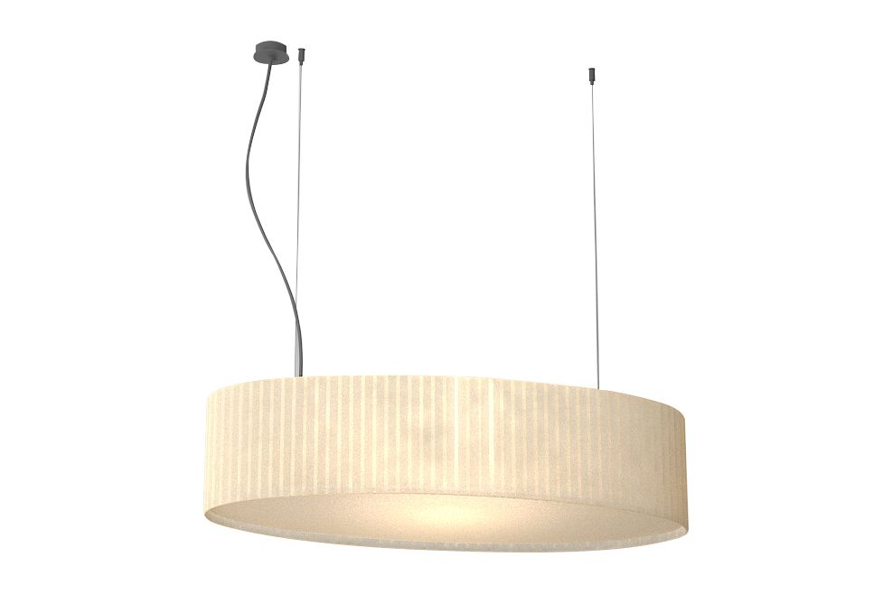 Oval S/100 Pendant Light by BOVER