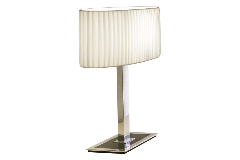 Oval M Table Lamp by BOVER