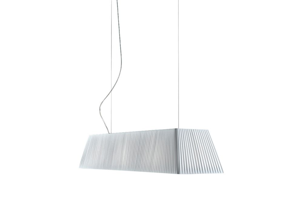 Mei Rectangular Pendant Light by BOVER