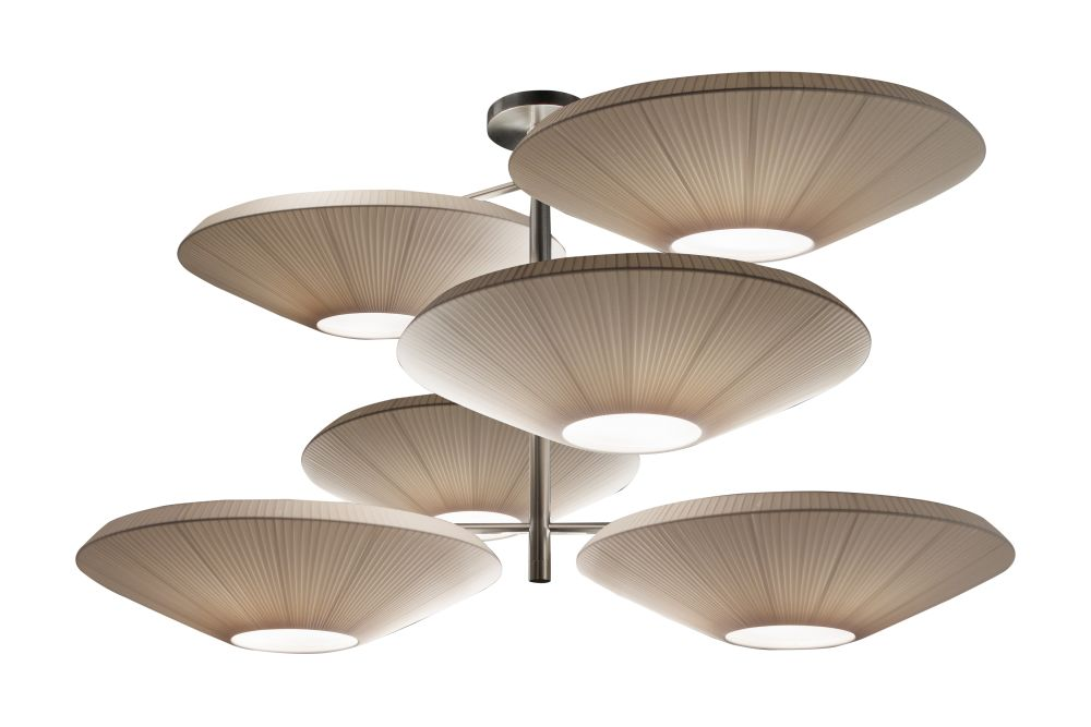 Siam 6L Pendant Light by BOVER