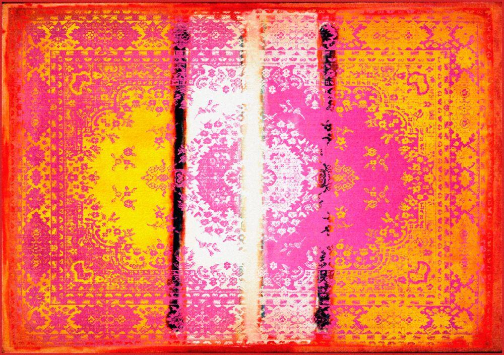 Kashan Remix Rugs by Mineheart