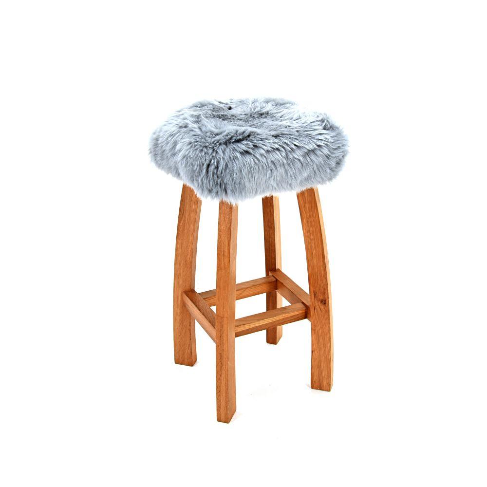 Gwyn Bar Stool in Slate Grey,Baa Stool,Stools,bar stool,furniture,stool