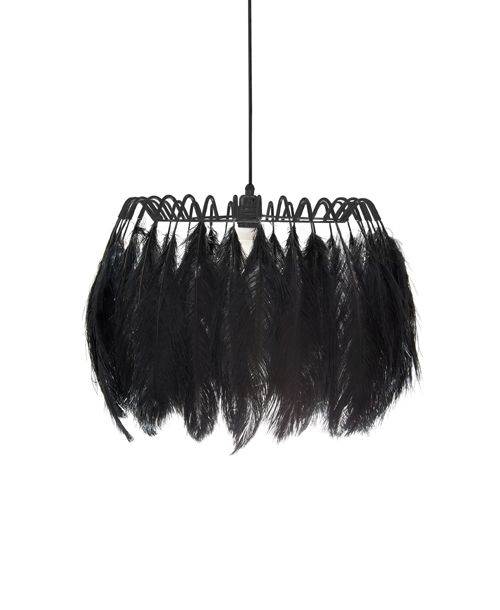 Feather Pendant Lamp by Mineheart