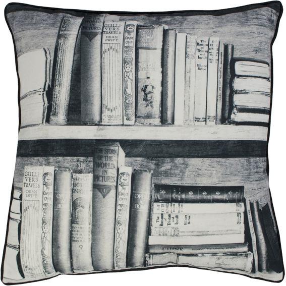 Bookshelf Cushions by Mineheart