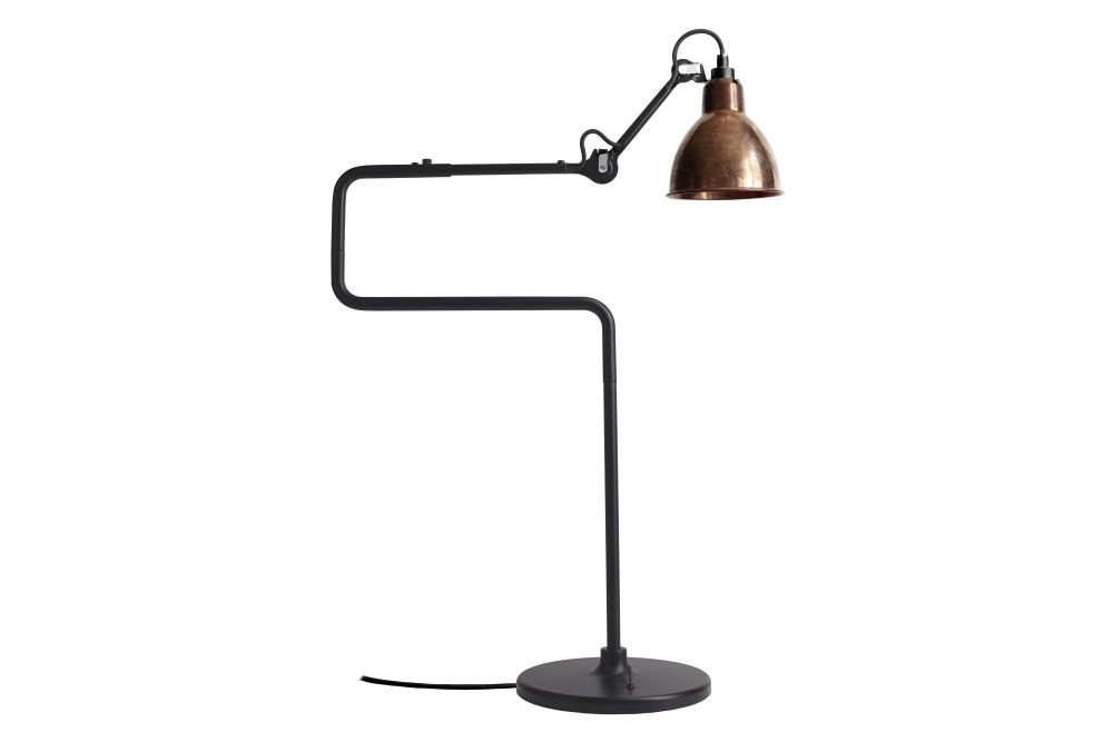 Lampe Gras N 317 Round Shade Table Lamp by DCW éditions