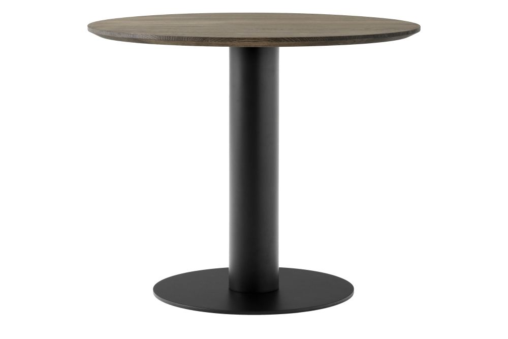 SK11 Black lacquered oak,&Tradition,Dining Tables,end table,furniture,outdoor table,table