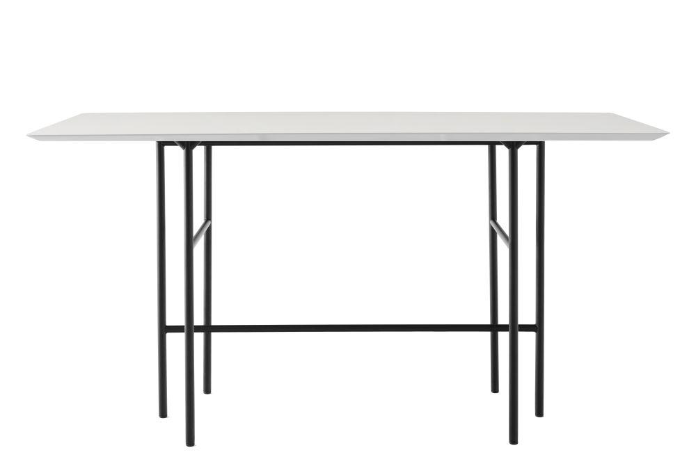 Snaregade Rectangular Bar Table by MENU