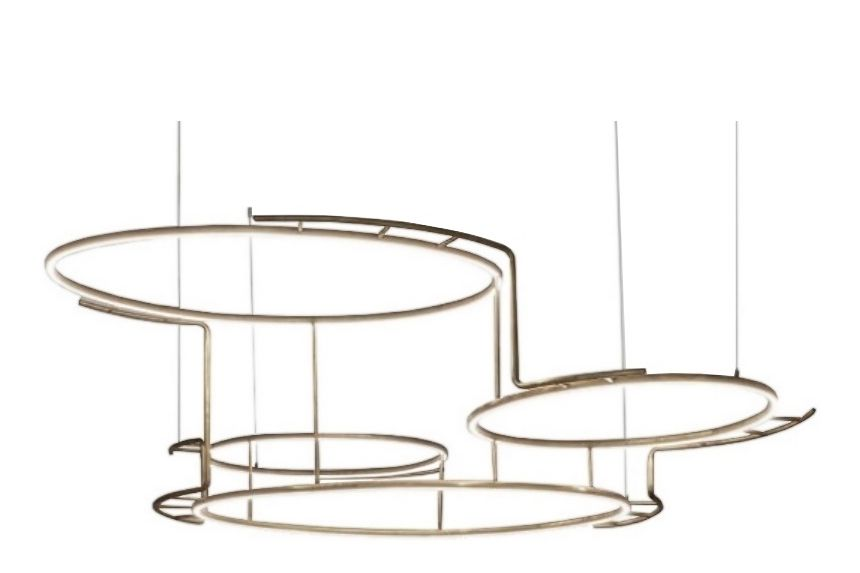 Broche Pendant Light by DCW éditions