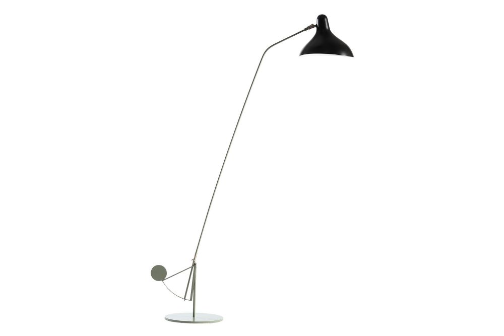 Mantis BS1 B Floor Lamp by DCW éditions