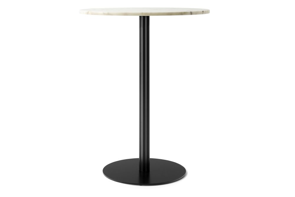 Off White Marble Tabletop with Black Base,MENU,Coffee & Side Tables,furniture,table