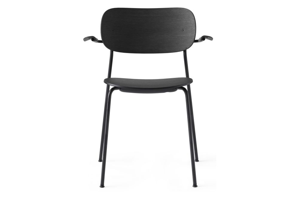 Co Chair Dining Chair with Armrests by MENU
