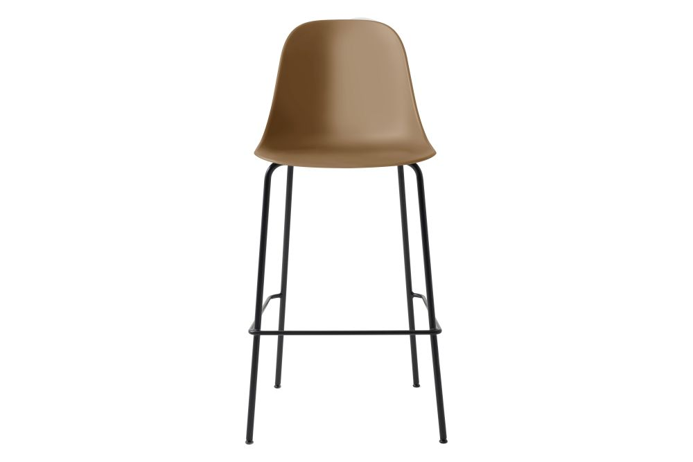Plastic Black / Metal Black,MENU,Stools,bar stool,beige,brown,chair,furniture
