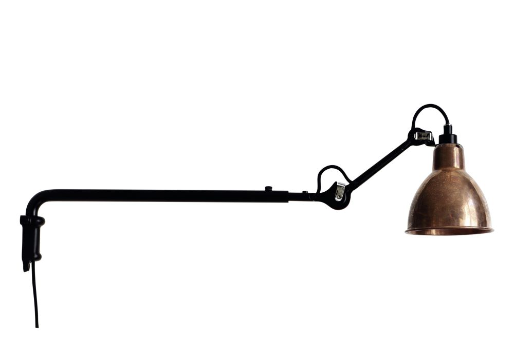 Lampe Gras N 203 Round Shade Wall Light by DCW éditions