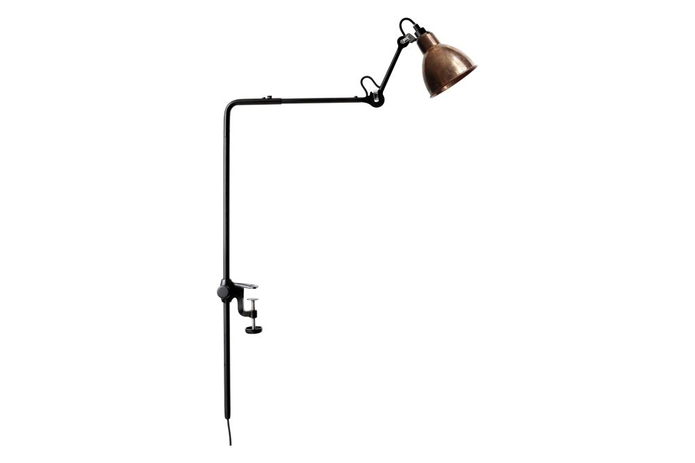 Lampe Gras N 226 Round Shade Bookshelf Lamp by DCW éditions