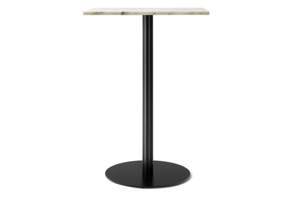 Off White Marble Tabletop with Black Base,MENU,High Tables,furniture,table