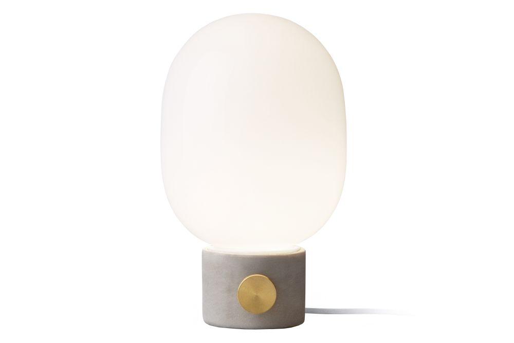 Brushed Steel,MENU,Table Lamps,beige,egg,lamp,light,lighting