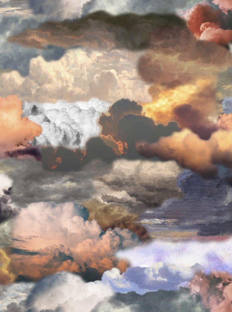Walking on Clouds Rectangular Carpet by Moooi Carpets