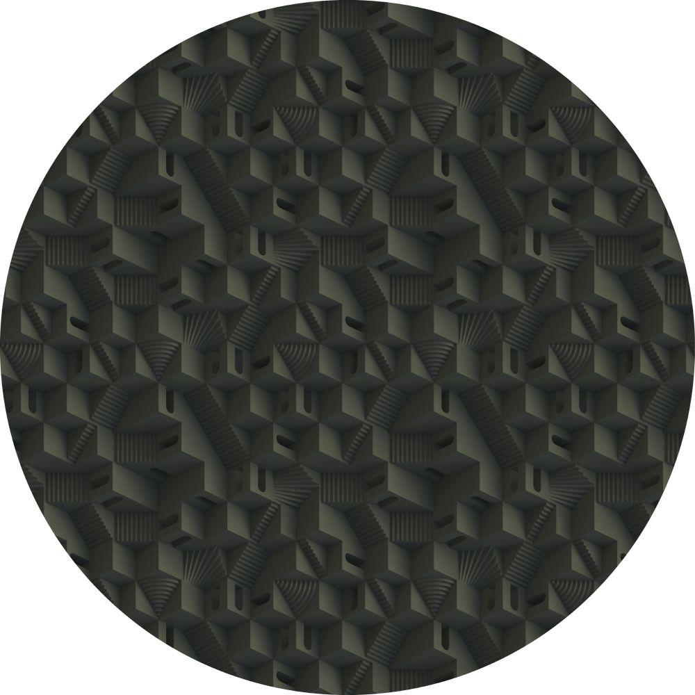 Maze Round Carpet by Moooi Carpets