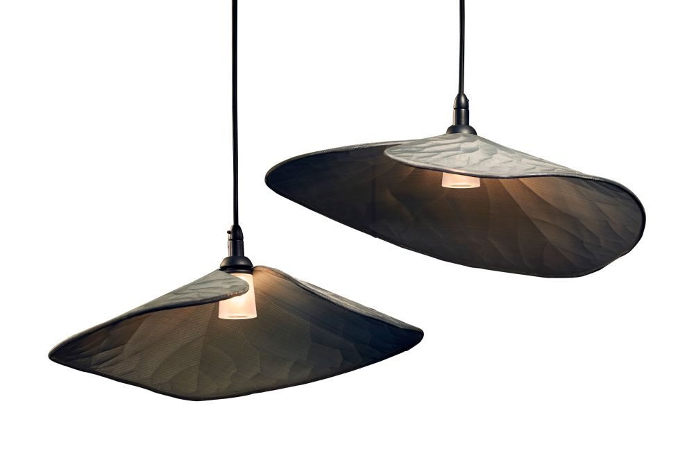 Water Lily Medium Pendant Light by Mema Designs