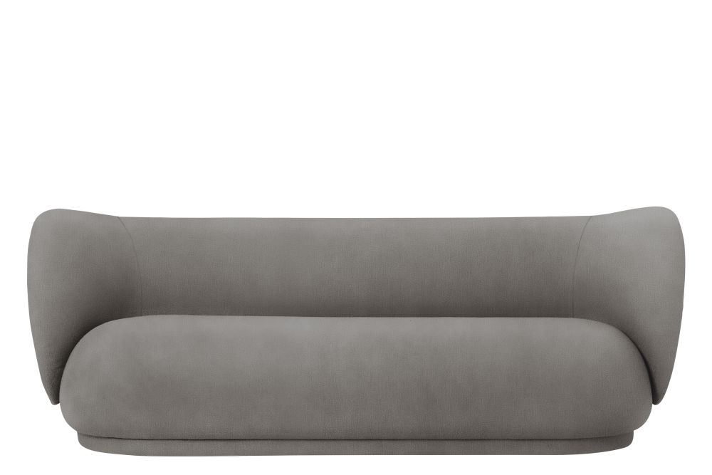 Rico 3-Seater Sofa by ferm LIVING