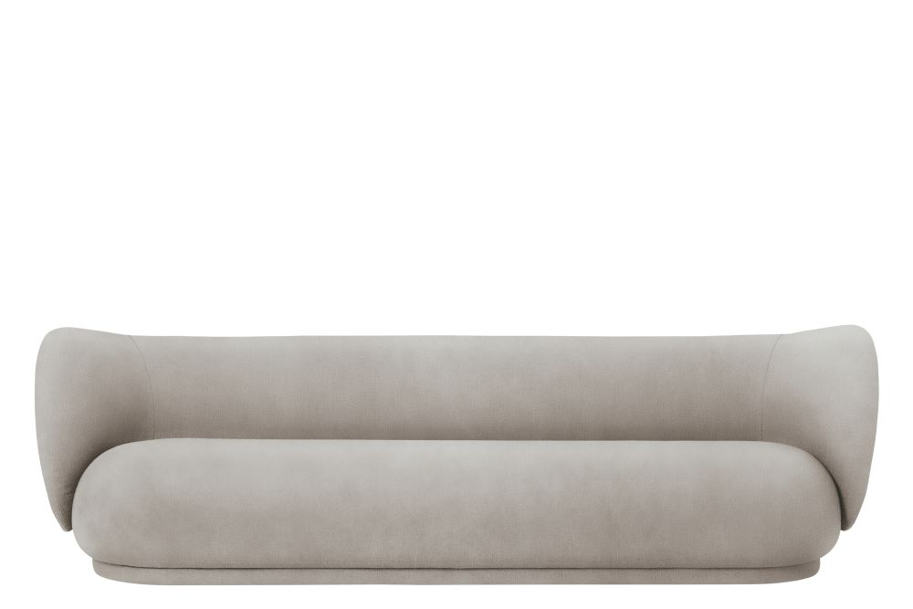 Bouclet - Off White,ferm LIVING,Sofas,beige,comfort,furniture,leather