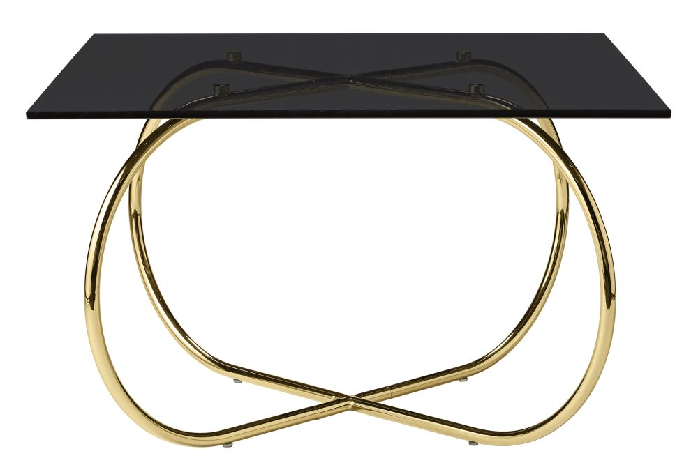 Black/Gold,AYTM,Coffee & Side Tables,coffee table,end table,furniture,table