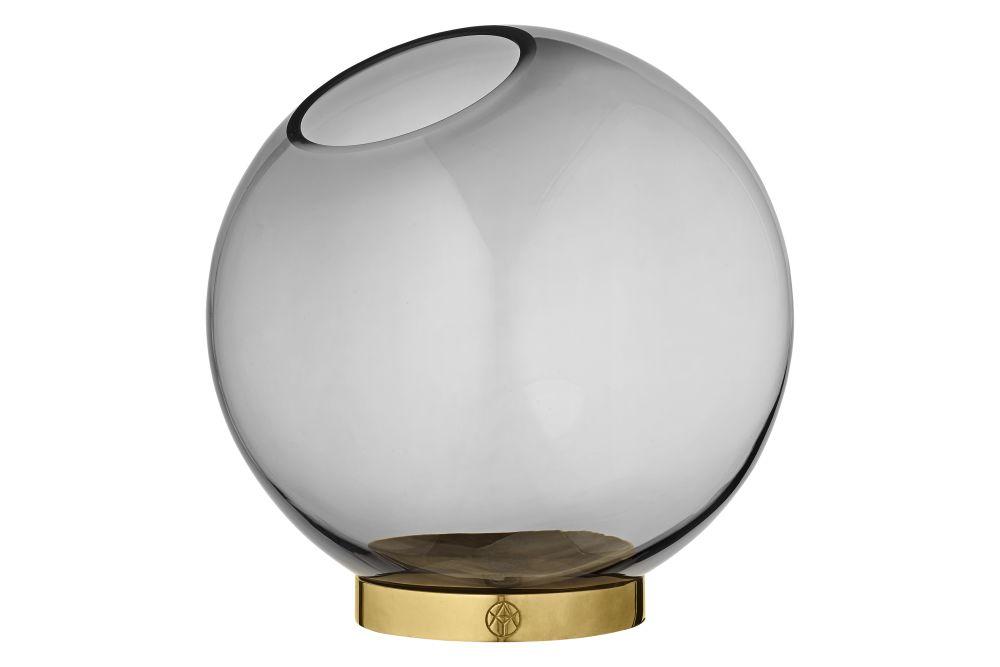 Globe Vase with Stand - Set of 4 by AYTM