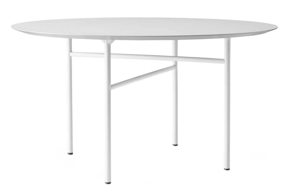 Ø120, Light Grey/Mushroom Linoleum,MENU,Dining Tables,end table,furniture,outdoor table,rectangle,table