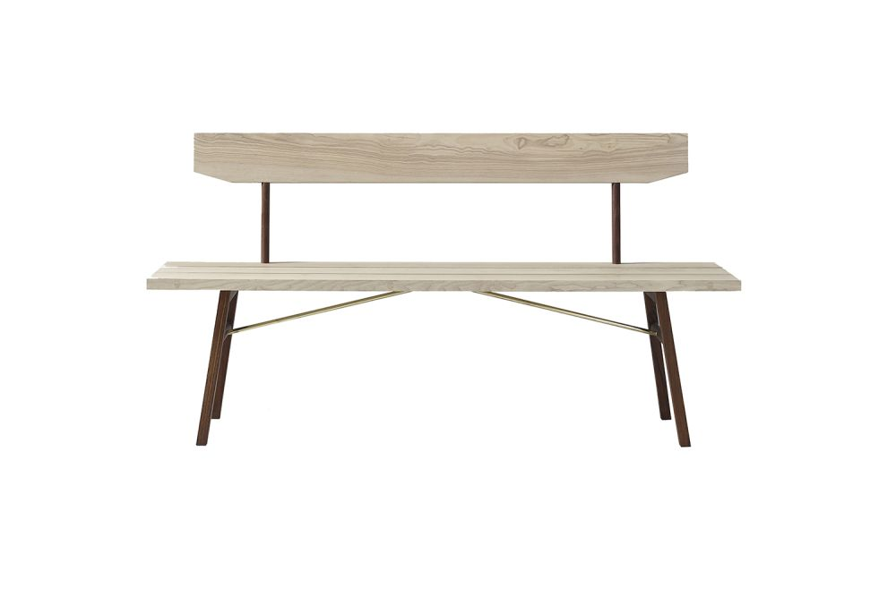 Walnut and Ash, 160,Another Country,Benches,bench,desk,furniture,table