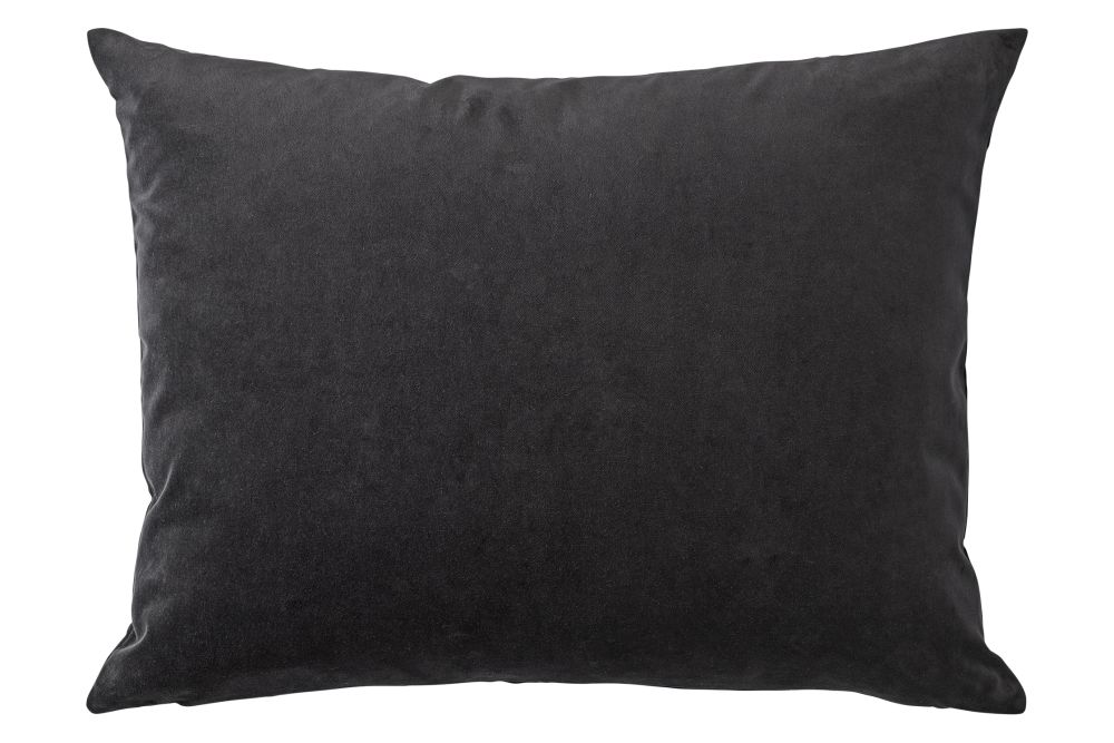 Rose,AYTM,Cushions,black,cushion,furniture,linens,pillow,rectangle,textile,throw pillow,velvet
